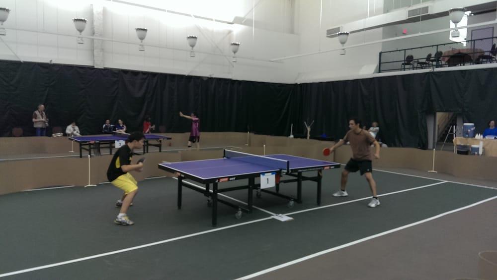 New Orleans Table Tennis Club