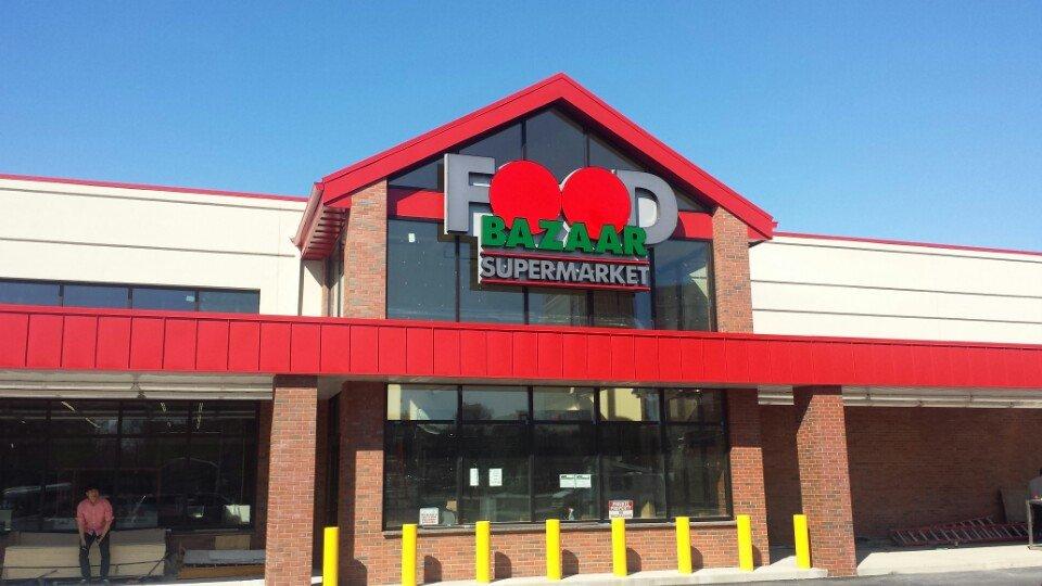 Food Bazaar Supermarket: 445 E 163rd St, Bronx, NY