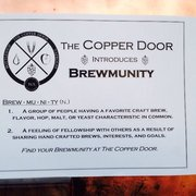 ... Photo Of The Copper Door   Tacoma, WA, United States