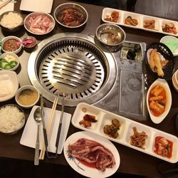 Awesome Top 10 Best All You Can Eat Korean Bbq In Houston Tx Last Download Free Architecture Designs Scobabritishbridgeorg
