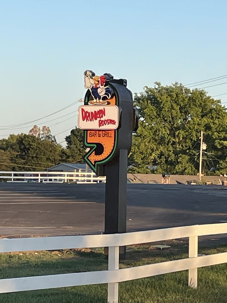 Drunken Rooster Bar & Grill - Coming Soon: 451054 E 320 Rd, Afton, OK