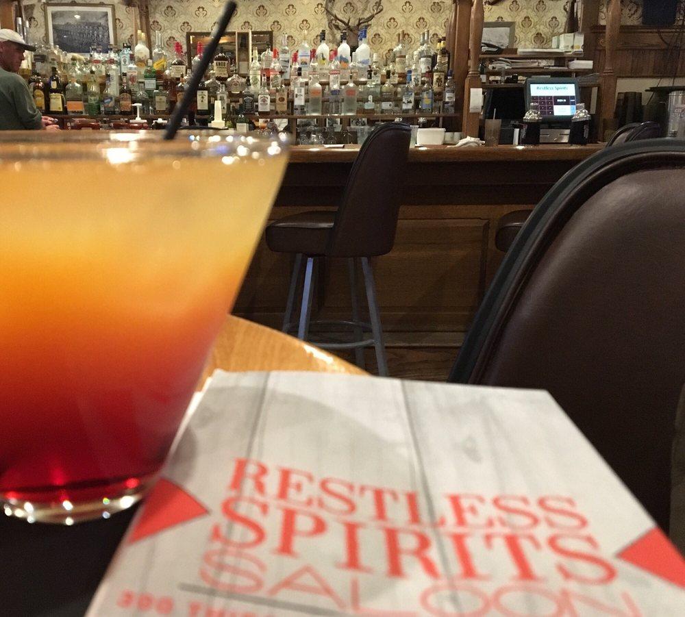 Restless Spirits Saloon: 300 3rd St, Lake City, CO