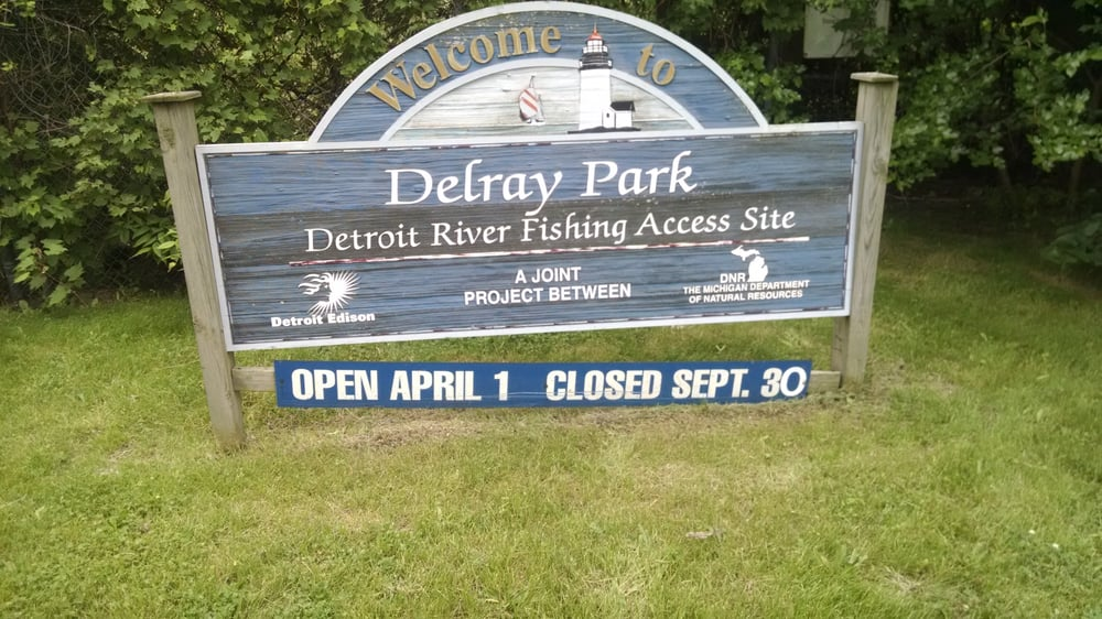 Delray Park: 420 Leigh St, Detroit, MI