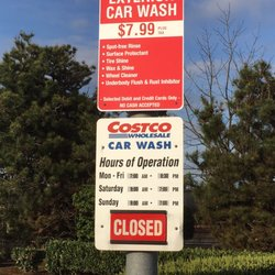Costco Car Wash Seattle