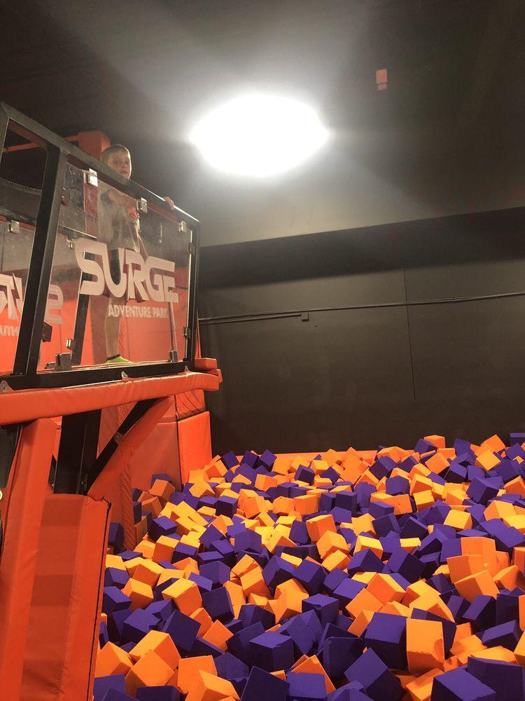Surge Adventure Park: 9292 Arlington Expy, Jacksonville, FL