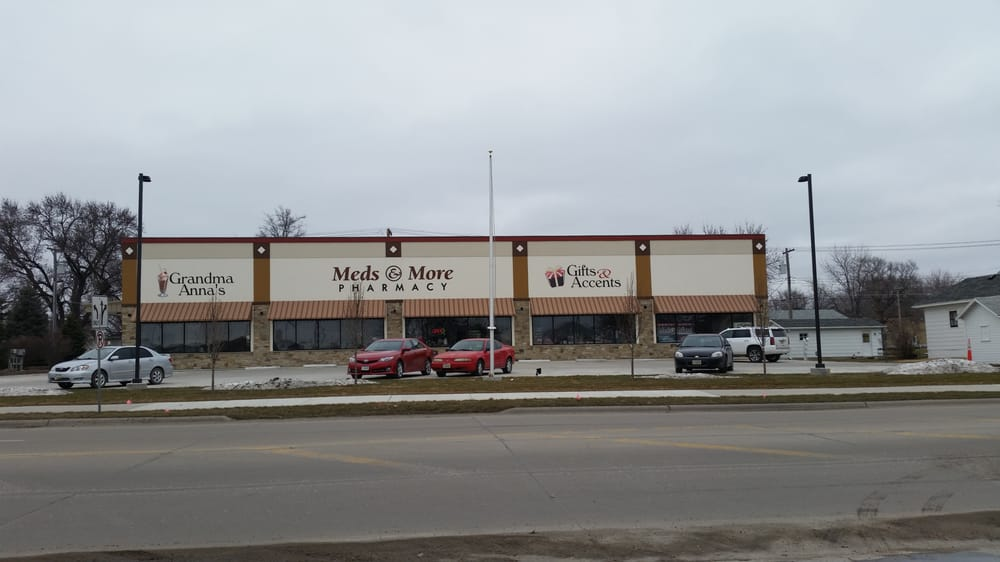 Meds & More: 500 South 13th, Norfolk, NE
