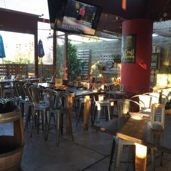 photo of salut kitchen bar tempe az united states the patio was - Salut Kitchen Bar