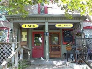 Einstein's Cafe