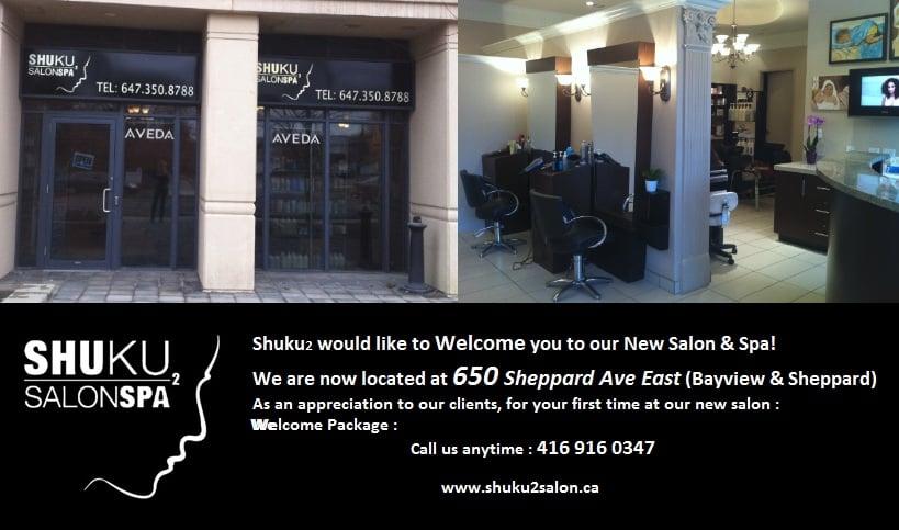 Shuku 2 Salon Spa