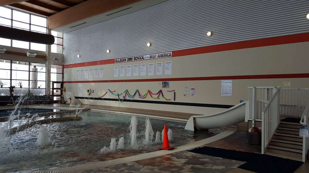 Allegan Aquatic Center: 1560 Michigan 40, Allegan, MI
