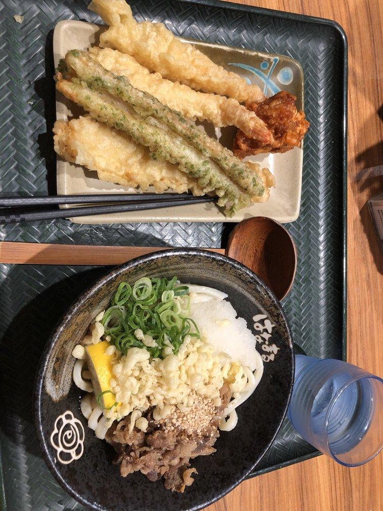 Hanamaru Udon Harajuku Takeshitadori