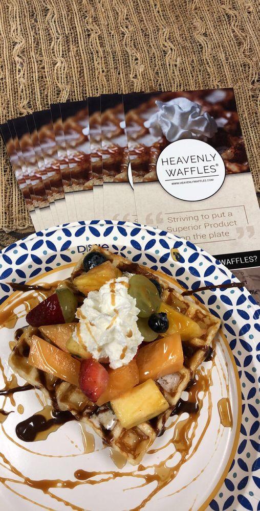 Heavenly Waffles: Omaha, NE