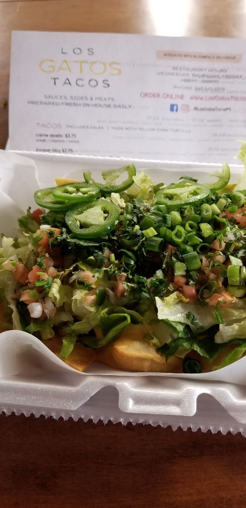 Los Gatos Tacos: 71 W Long Lake Rd, Bloomfield Hills, MI