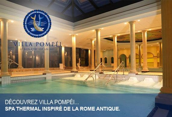 Villa pompei sant m dical amn ville les thermes for Amneville les thermes piscine