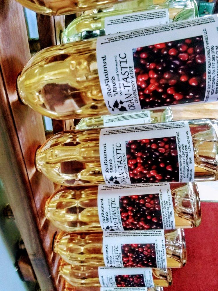 Reklaimed Vines: 233 S 4th St, Huntingdon, PA