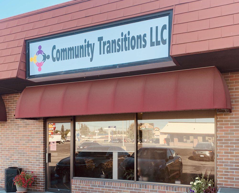Community Transitions: 12510 E Sprague Ave, Spokane, WA