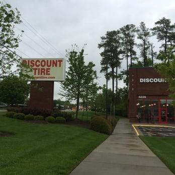 Discount Tire 18 Reviews Tires 4226 N Roxboro St Durham Nc
