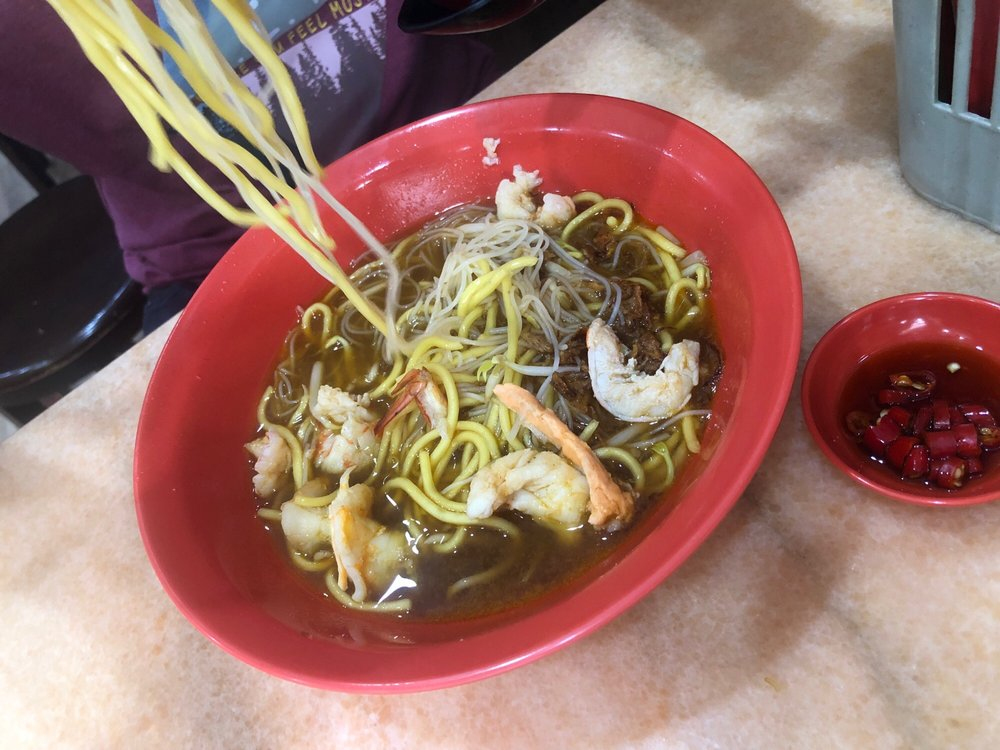 Whitley Road Big Prawn Mee Singapore
