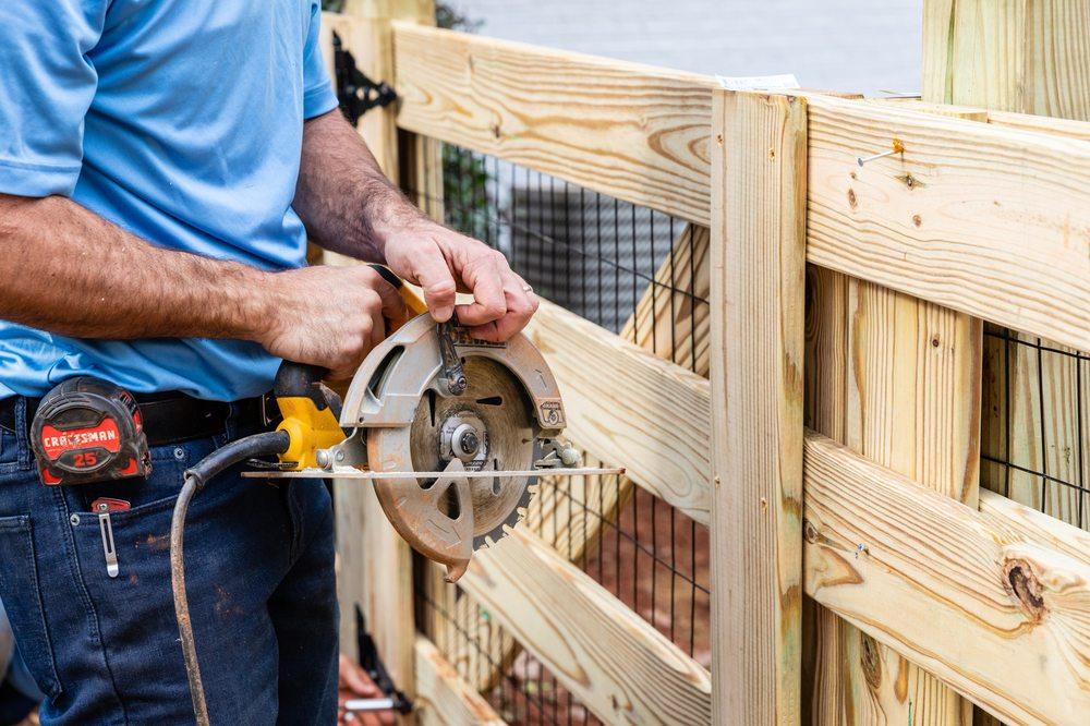 J.K. Fencing: 1631 Atlanta Hwy, Bogart, GA
