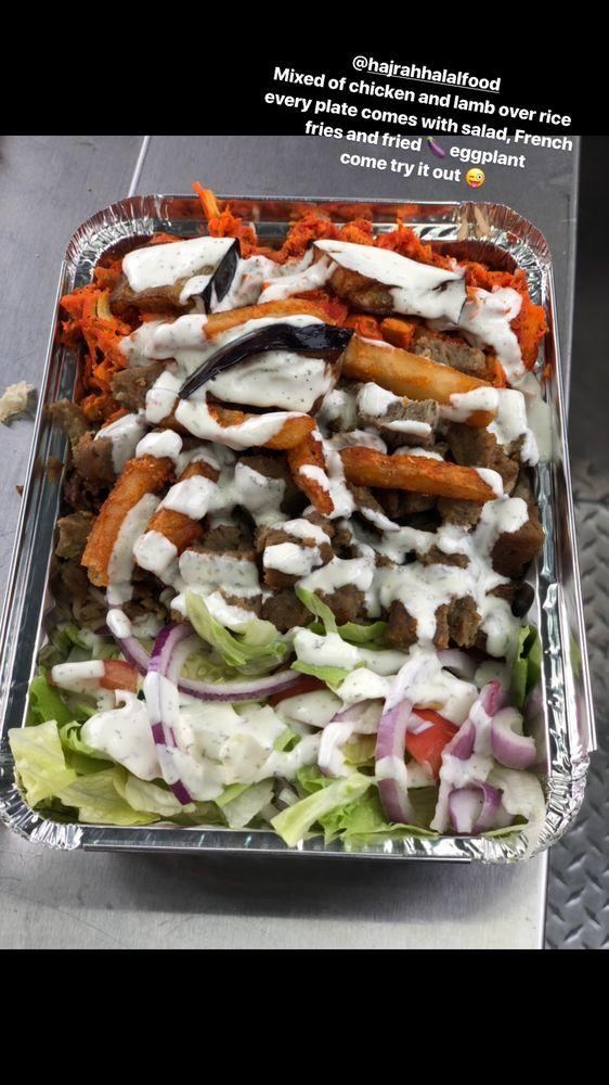 Hajrah Halal Food: Queens, NY