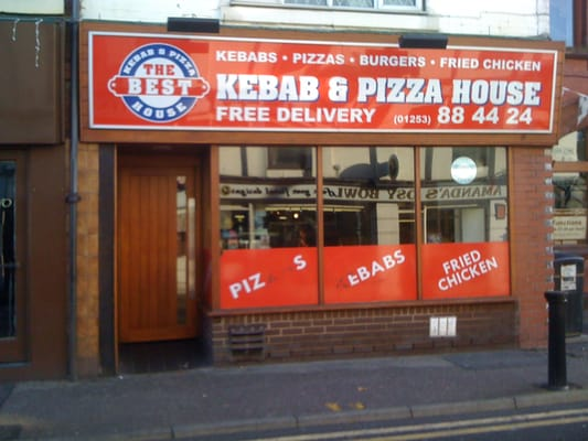The Best Kebab And Pizza House Kebab 4 Breck Road