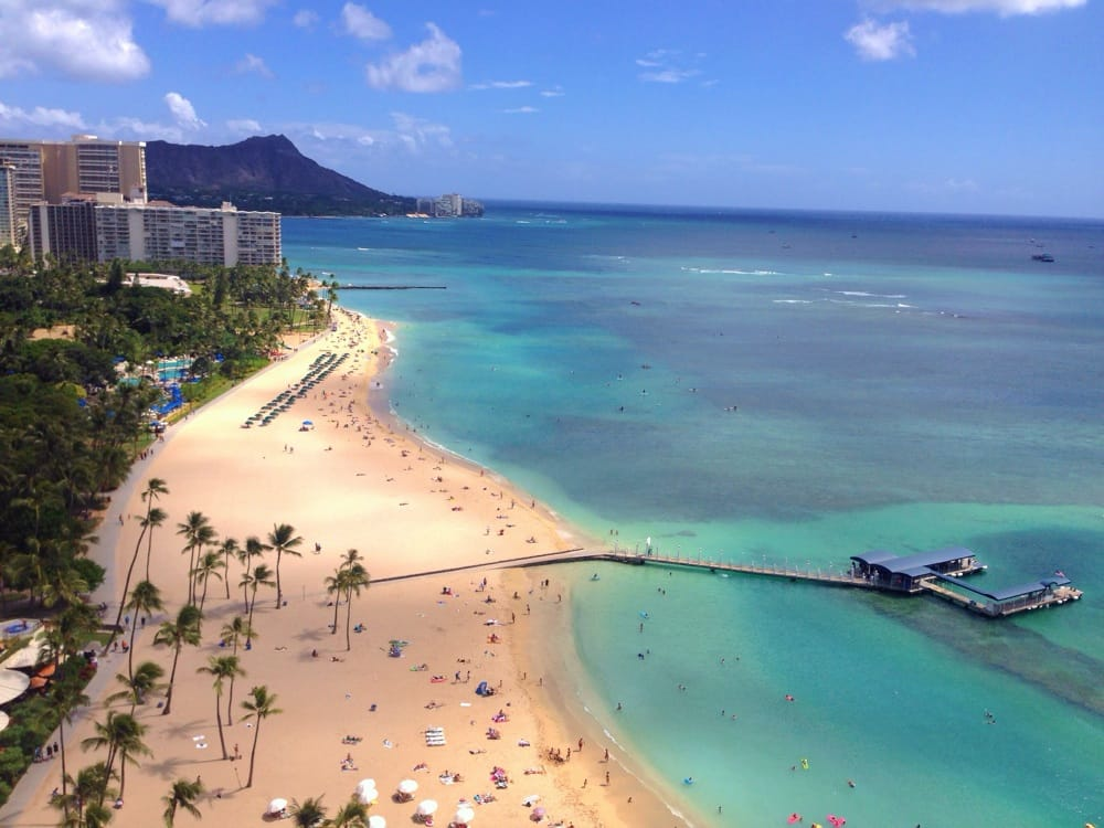 Hilton Hawaiian Village Waikiki Beach Photo Gallery: Rainbow Tower Oceanfront Room. Gorgeous And The Room Has