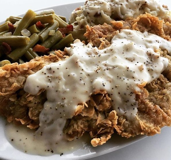 Cotton Patch Cafe: 1200 W 7th Ave, Corsicana, TX