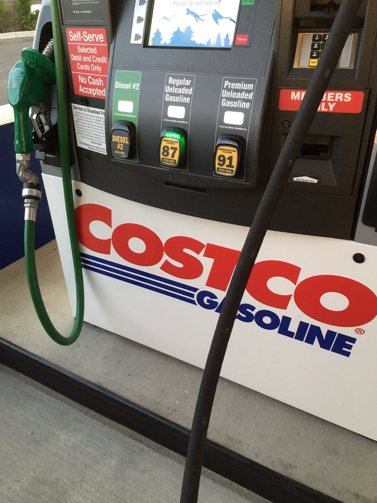 Gas Stations: Costco Gas Stations