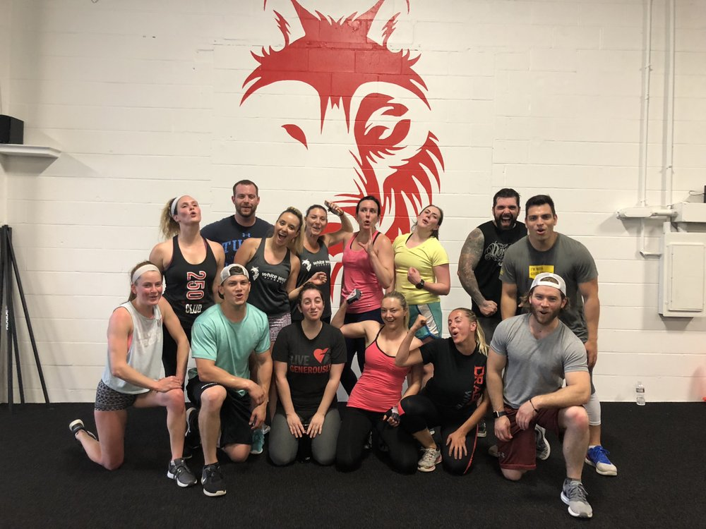 White Wolf Fitness