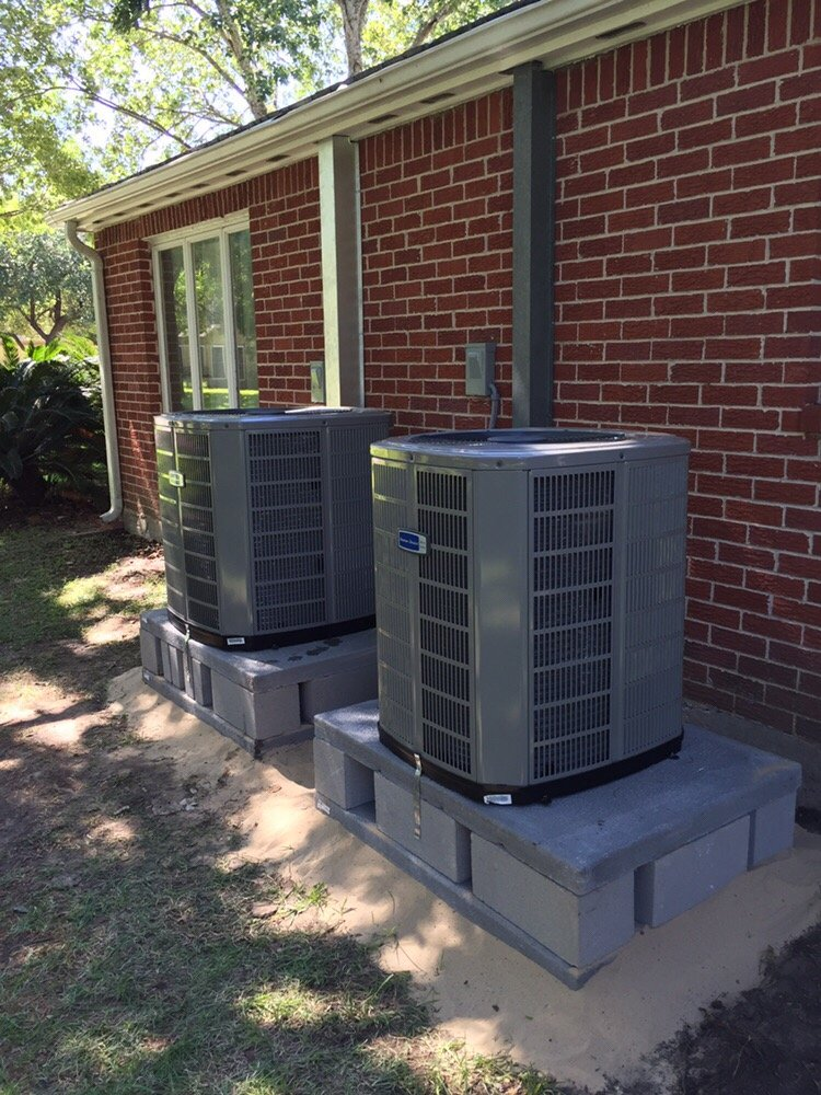 Bay Area Ac Heating & Plumbing: 18302 Ave A, Alvin, TX