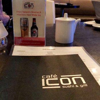 Cafe Icon Menu Edmond