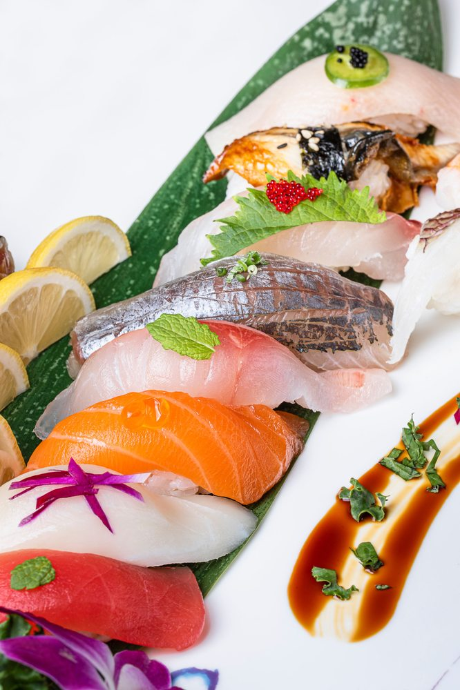 Hana Sushi & Asian Cuisine: 3147 SW 45th St, Gainesville, FL
