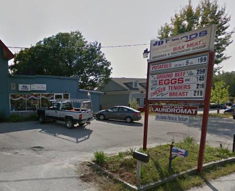 JD Foods: 192 W Main St, Hillsboro, NH