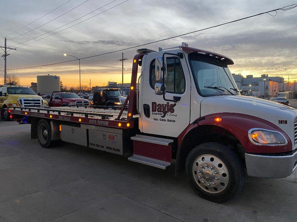 Davis Automotive & Towing: 1003 Vine St, Hays, KS