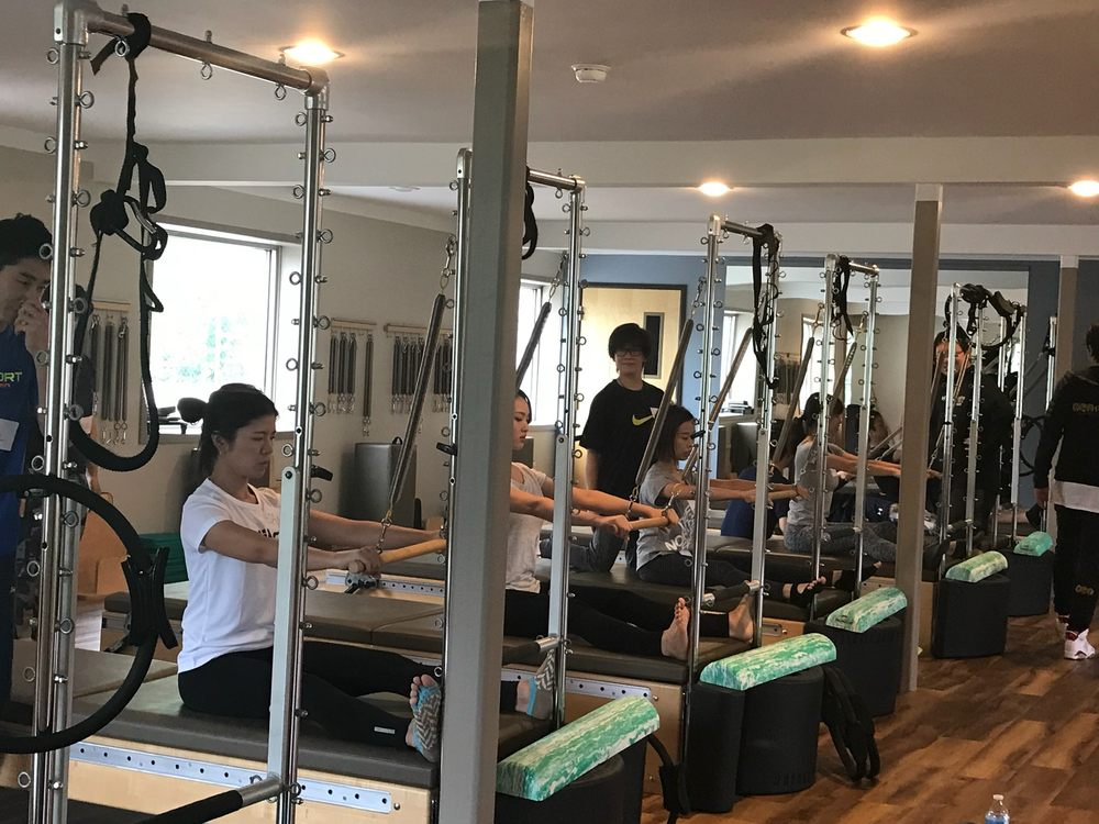 PHI Pilates: 4510 Library Rd, Bethel Park, PA