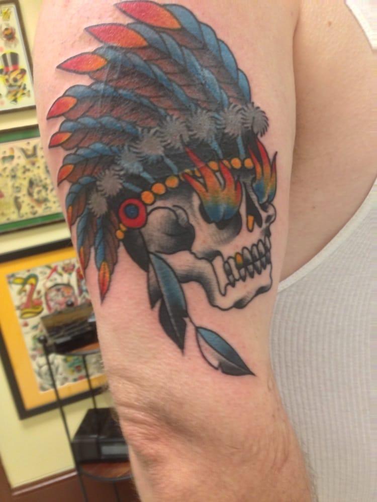 The bowery tattoo company tattoo 102 george st for Tattoo fredericksburg va