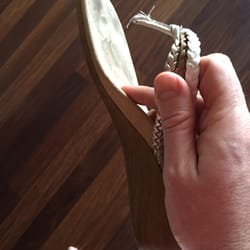 Photo Of Orva S New York Ny United States Shoe Broke While