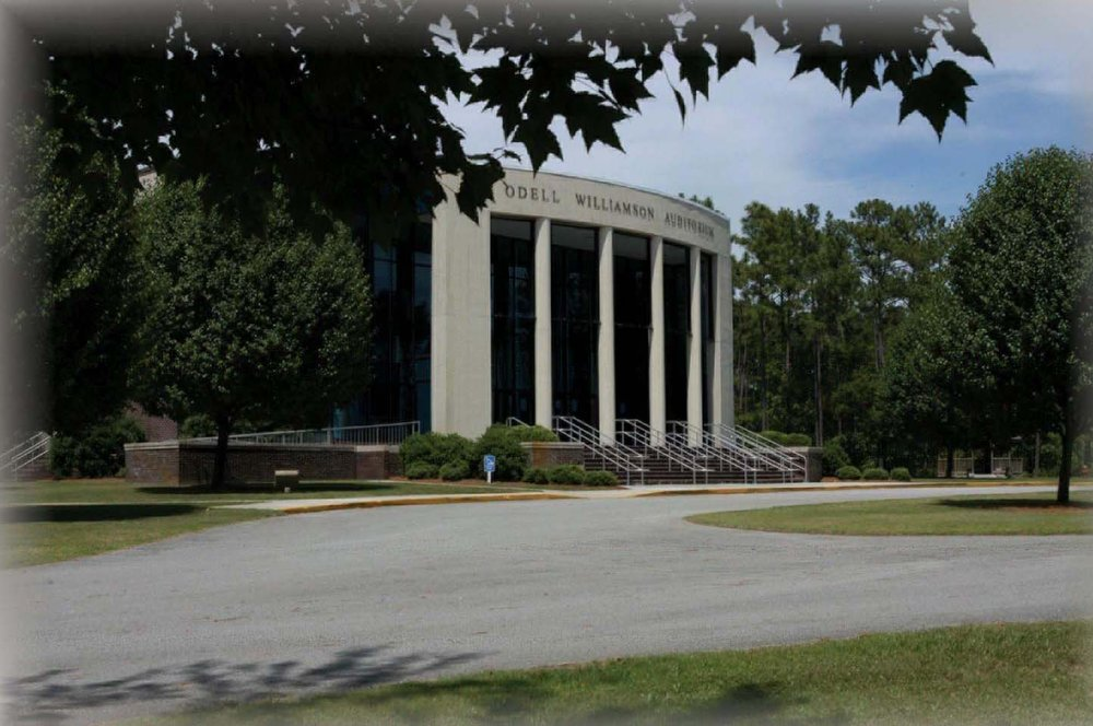 Odell Williamson Auditorium