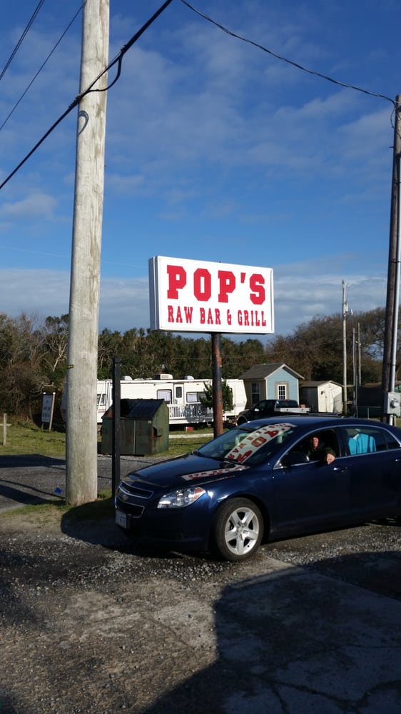 Pops Restaurant Buxton Nc