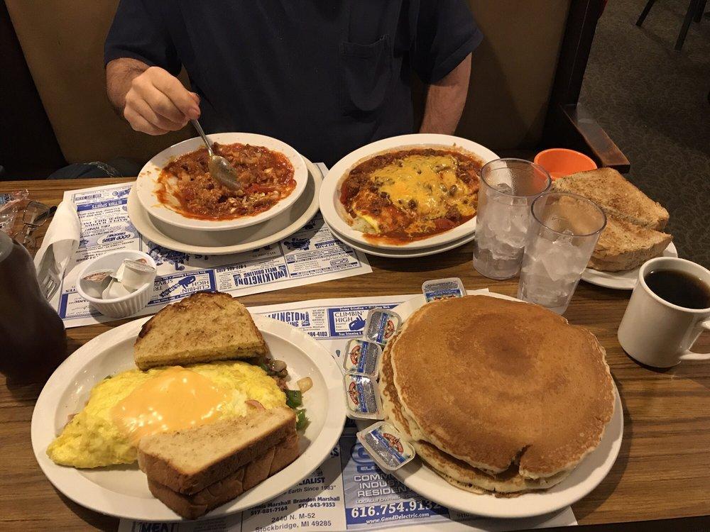 Margo's Family Restaurant: 215 S Lafayette St, Greenville, MI