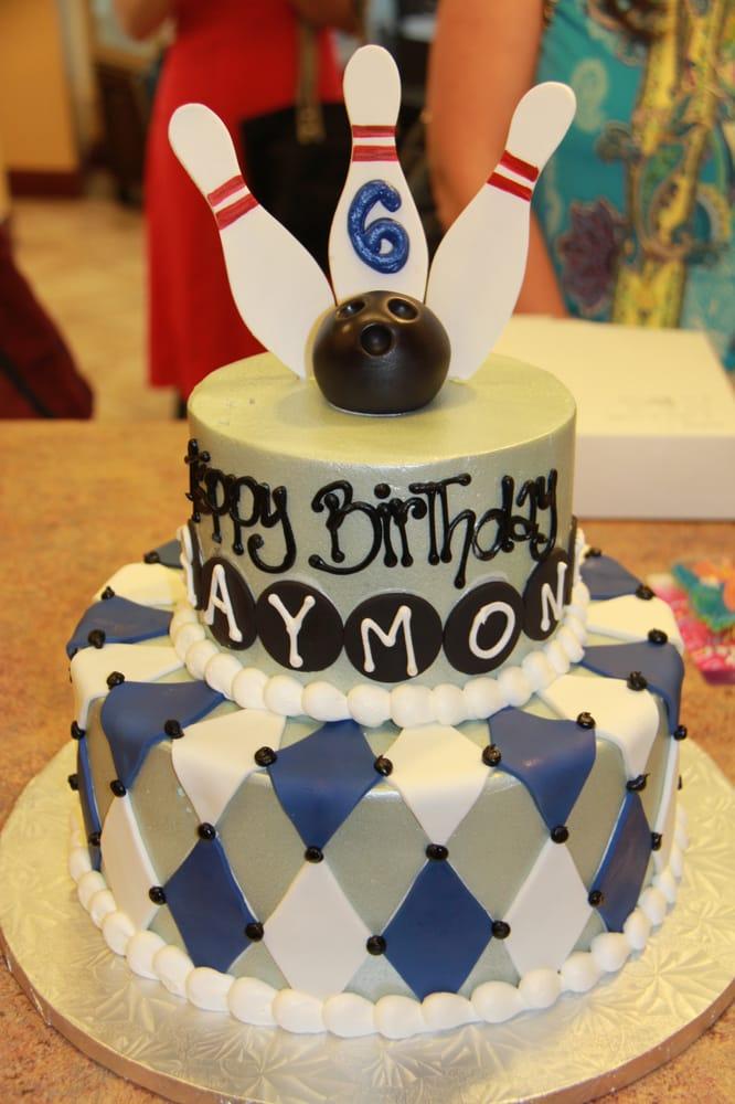 Bowling Birthday Cake San Jose Yelp