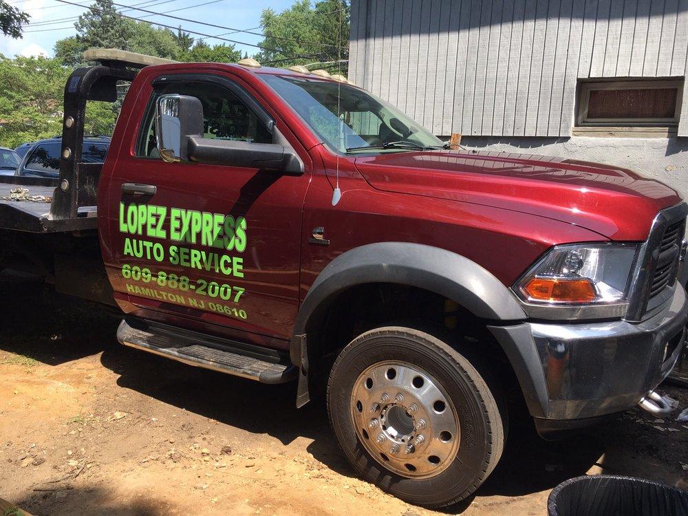 Lopez Towing & Auto Service: 542 Whitehorse Ave, Trenton, NJ