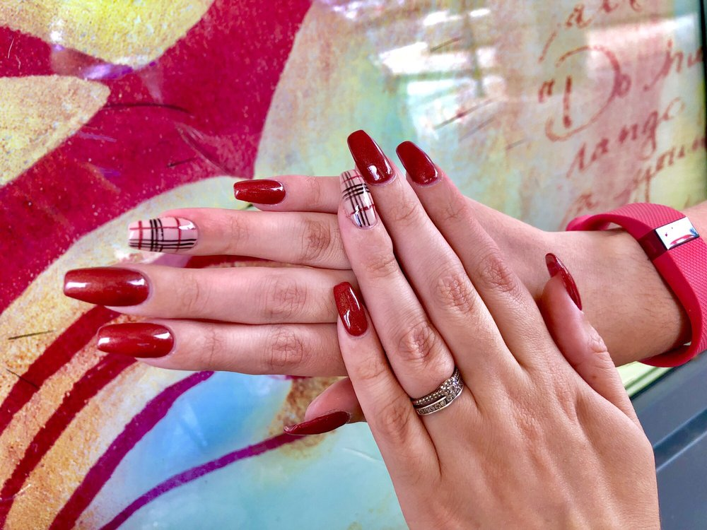 Worldgate Nails: 13067 Worldgate Dr, Herndon, VA