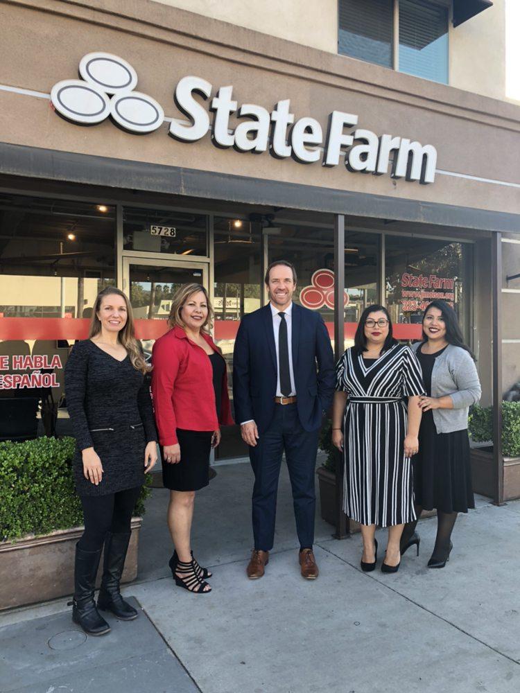 Jim Olson - State Farm Insurance Agent   5728 Hollywood Blvd Ste D, Hollywood, CA, 90028   +1 (323) 462-3376