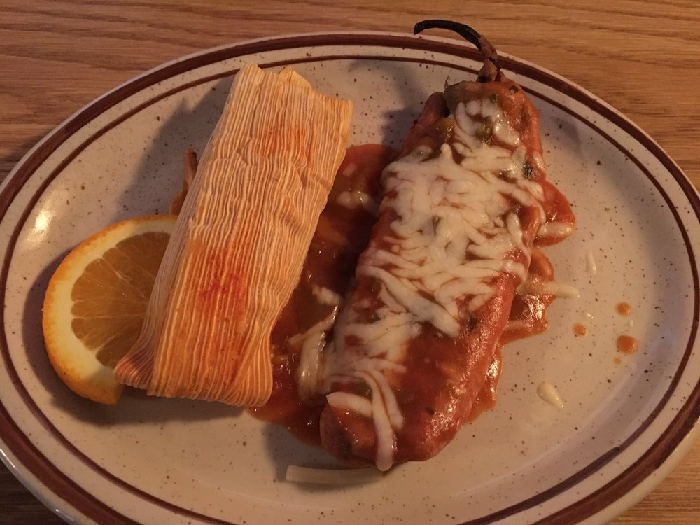 Correa's Mexican & Seafood Restaurant: 4470 Hwy 95, Fort Mohave, AZ