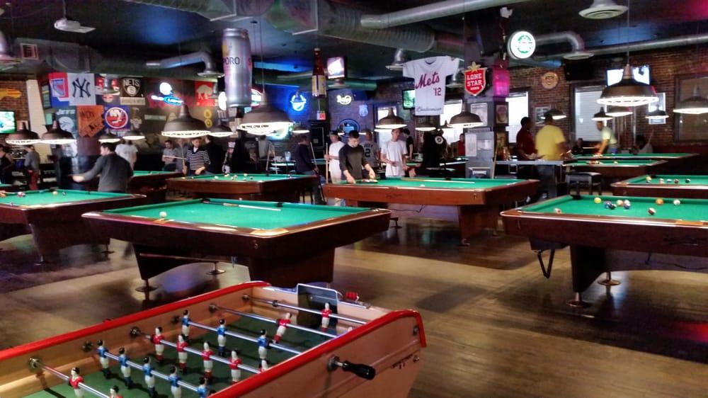 Inside View Of Break Bar Amp Billiards Yelp