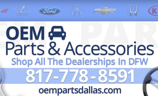 Oem auto parts dallas repuestos y accesorios 9500 ray for Discount motors fort worth tx