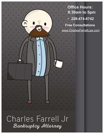 Charles Farrell Jr: 100 N Patterson St, Valdosta, GA