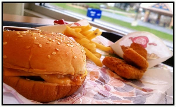 what are burger king s core competency How can the answer be improved.
