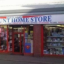 Giftland discount home store home decor 447 alexandra for Home decor zone glasgow